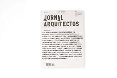 Jornal Arquitectos by R2 design, via Behance