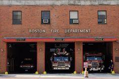 Boston Fire Department by Recalibration.deviantart.com on @deviantART