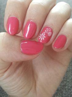 "I-LAK Peggy Sage ""190018 exotic pink"" by Aaricia Versluys - #nailart #nails #mani"