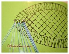 Needle Lace, Bobbin Lace, Lacemaking, Hanging Chair, Tatting, Pattern, Crafts, Hardanger, How To Make