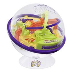 Perplexus Original Spin Master Games is fun for kids & adults. I like that it helps my daughter think about her next move.