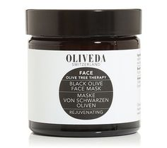 OLIVEDA Gesichtsmaske Schwarze Olive 60ml