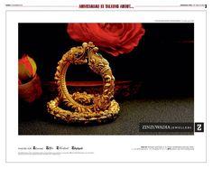 Print Campaign for Zinzuwadia Jewellers Agency BlackChilli BCC  www.ileshshah.com Ilesh Shah Photography #ileshshah #MyPhotoInVogue  #jewelry #gold #diomand #earrings #bracelets #bangles #ring #jadtar #pearl #engagement #wedding #reception #jewellery #necklace #handcrafted #indian #platinum #silver #tsf #jewelrygram #instadaily
