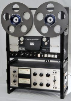 Vintage Akai Pro Reel to Reel