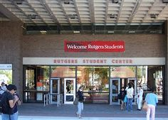 """Rutgers Student Center on College Ave. My """"home"""" of sorts for a lot of my four years."""
