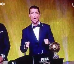 Ganador del Balón de Oro 2014