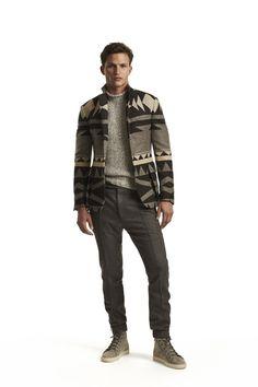 Ralph Lauren Fall 2017 Menswear Fashion Show