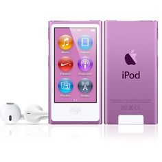 iPod nano Green - Apple Store (U. Ipod Nano, Pink Apple, Buy Apple, Gadgets And Gizmos, Electronics Gadgets, Apple Store Uk, Multi Touch, Vintage Music, Shopping