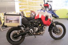Image result for bmw f800gs adventure touratech