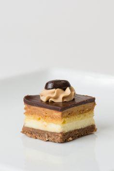 A delicious dessert from http://neumanskitchen.com, a corporate caterer!