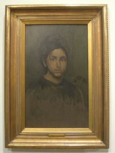 File:The Daughter of the Concierge, circa 1894, by James Abbot McNeill Whistler (1834-1903) - Worcester Art Museum - IMG 7604.JPG