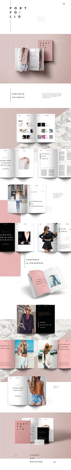 Portfolio Edition | Fashion Student on Behance