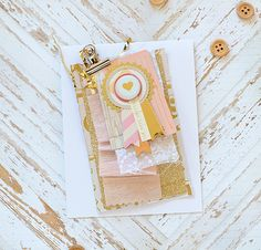 Our fellow CP Gal, Rebecca Luminarias, reminds us with Open Book & Craft Market, that it's never too late to gift a friend with a handmade something or other. And this gift idea is beyond beautiful: boutique-style notebooks tucked inside...