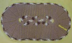 Resultado de imagem para tapetes com graficos de croche em barbante