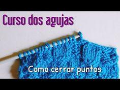 En este tutorial encontrarás trucos para mejorar la tensión de los bordes del tejido en dos agujas: tips para evitar que te queden lazadas muy grandes o floj... Liliana Milka, Soy Woolly, Arm Warmers, Knit Crochet, Knitting, Youtube, Knitting Needles, Knits, Knitted Scarves