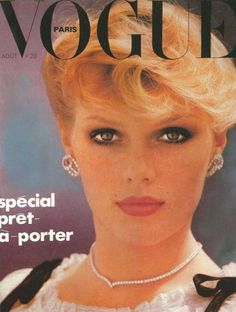1977 August (French Vogue)