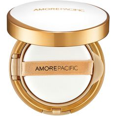 Amore Pacific Sun Protection Cushion Broad Spectrum SPF 30+ ($40) ❤ liked on Polyvore