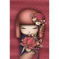 kimmidoll dolls and dolls - Momiji Doll, Kokeshi Dolls, Matryoshka Doll, Japanese Culture, Japanese Art, Japanese Doll, Japanese Geisha, Asian Doll, Thinking Day