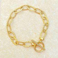 Sisterhood Bracelet - Chunky Chain Link Bracelet - Chain link solo