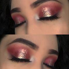 Christmas make up idea 💡