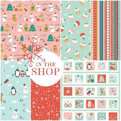 The full @dashwoodstudio Festive Friends collection including the 2016 advent panel are available in the shop now -link in bio-