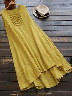 Newchic – Fashion Chic Clothes Online, Discover The Latest Fashion Trends Mobile NewChic – Fashion Chic Kleidung Online, entdecken Sie die neuesten Modetrends Mobile Chic Outfits, Dress Outfits, Fashion Dresses, Fashion Clothes, Couture Dresses, Plus Size Vintage Dresses, Dress Vintage, Linen Dresses, Sleeveless Dresses