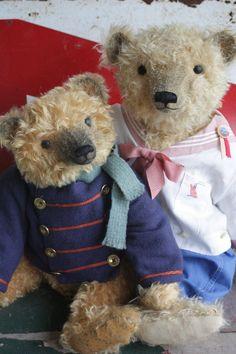 soft sculpture by Murphy Bears...