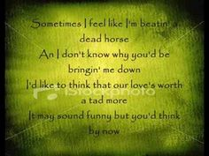 dead horse by guns n roses