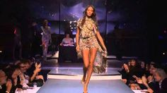 This one is fun! I repin it when it gets too low on the page to just watch it again. ... I LOVE Jean Paul Gaultier - srf | Spring Summer 2014 Full Fashion Show | Exclusive