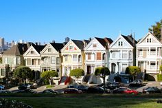 San Francisco - The Painted Ladies