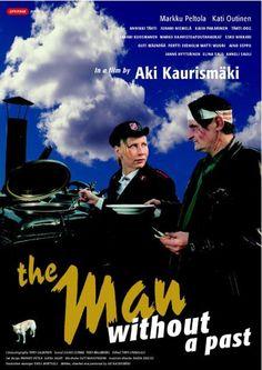 The Man Without a Past, Mies vailla menneisyytta (2002) - Aki Kaurismaki. L'uomo senza passato (Finlandia).