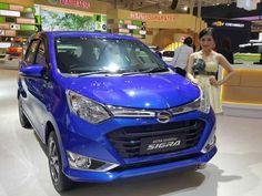 Fitur Dan Spesifikasi Daihatsu Sigra