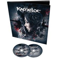 """Esclusiva EMP! L'album dei #Kamelot intitolato """"Haven"""" su doppio CD in formato earbook. Tiratura limitata di 380 copie. Il CD bonus contiene la versione orchestrale e quella strumentale dell'album stesso."""