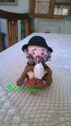 Crochet Dolls, Teddy Bear, Christmas, Animals, Bethlehem, Crafty, Costumes, Christmas Knitting, Handmade Christmas