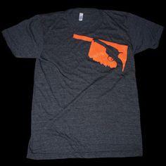 Site for Oklahoma shirts: OK Shooter