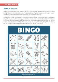 Bingo w naturze - http://www.ekokalendarz.pl/pakiet-edukacyjny-na-swiatowy-dzien-ziemi/
