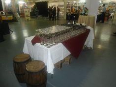 Exposicion de degustacion.