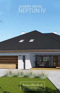 Neptun IV nf40 - Komfortowy dom parterowy z czterema sypialniami i przestrzennym…