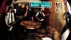THE 900 - MEGALOMANÍACO - Live at Basic Tapes Studio #BasicTapes #duelodebandas