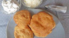 A sütőporos lángos is lehet olyan finom, mint az élesztős Kefir, Bread, Food, Candy, Brot, Essen, Baking, Meals, Breads
