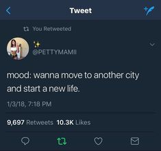 Mood right now I could sell all of my shit and just ride to some random play and start over.