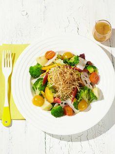 【ELLE a table】ビタミンCたっぷり野菜サラダレシピ|エル・オンライン