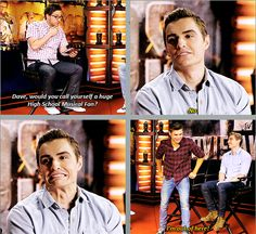 Dave Franco and Zac Efron interview GIFset
