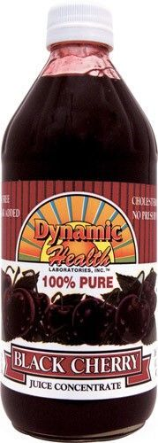 Dynamic Health Concentrate, Black Cherry, 16 Fl Oz, 1 Ct