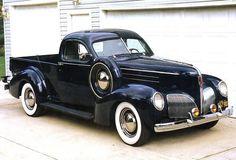 1939 Studebaker Express Classic truck