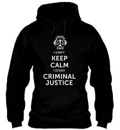 Criminal Justice (LIMITED EDITION) | Teespring