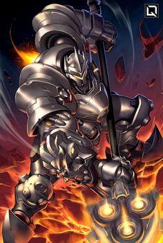 "Hammer down! – Overwatch fan art by Drake (Winson) Tsui""A… Overwatch Comic, Overwatch Ultimates, Overwatch Fan Art, Widowmaker, Overwatch Genji, Overwatch Drawings, Drake, Overwatch Wallpapers, Inspiration Art"