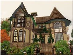 Sims3 house