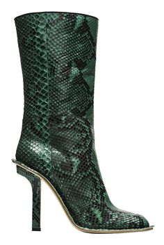 Marni's python boot. [Courtesy Photo]