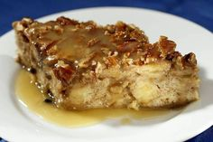 Zea's sweet potato bread pudding with rum sauce: Culinary SOS